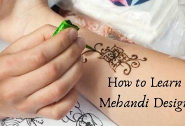 How to Learn Mehandi Design – Simple Tips by Mehandi Artist